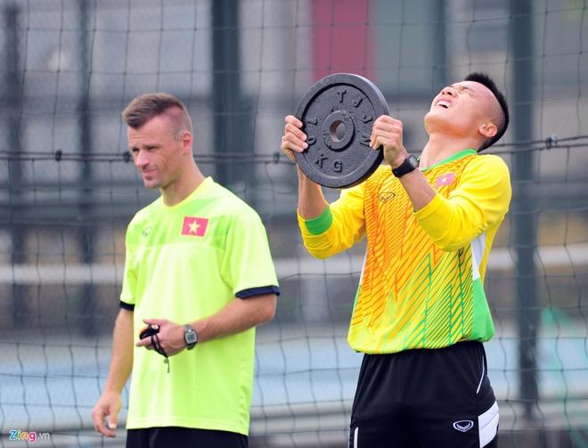 Tran U20 Viet Nam vs U20 Argentina anh 9