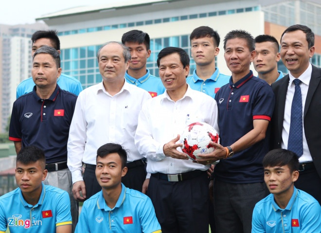 Tran U20 Viet Nam vs U20 Argentina anh 5