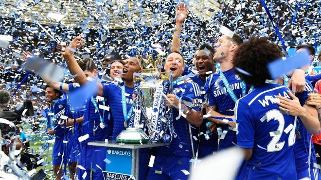 Chelsea vo dich Premier League truoc 2 vong dau hinh anh 5