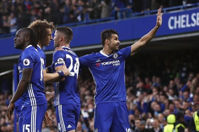 Chelsea vo dich Premier League truoc 2 vong dau hinh anh 6