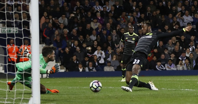 Chelsea vo dich Premier League truoc 2 vong dau hinh anh 28