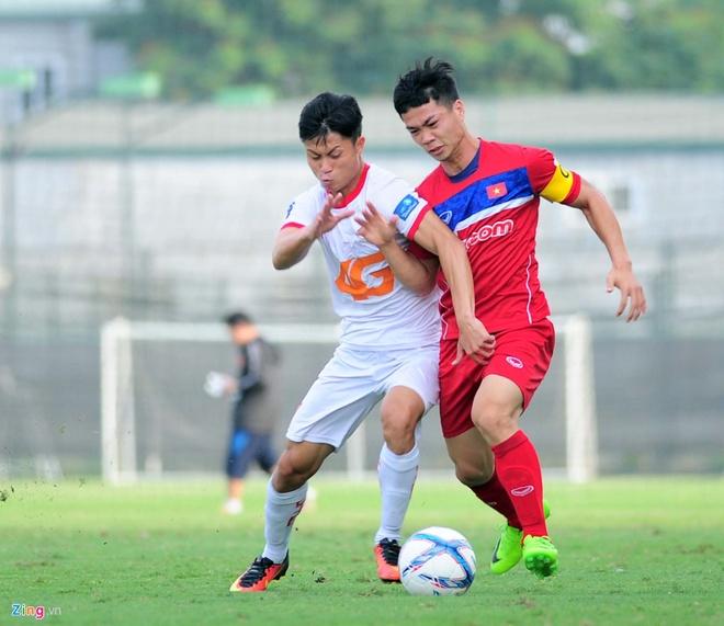 U22 Viet Nam vs U20 Argentina (0-5): That bai nang ne hinh anh 5