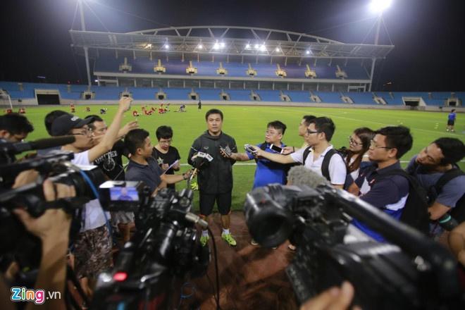 U22 Viet Nam vs U20 Argentina (0-5): That bai nang ne hinh anh 6
