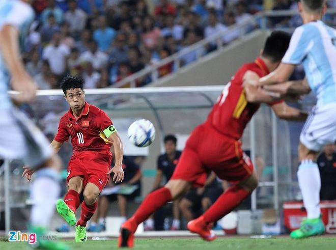 U22 Viet Nam vs U20 Argentina (0-5): That bai nang ne hinh anh 21