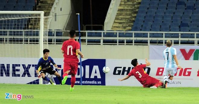 U22 Viet Nam vs U20 Argentina (0-5): That bai nang ne hinh anh 16