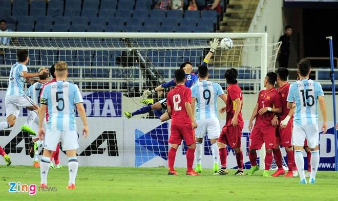 U22 Viet Nam vs U20 Argentina (0-5): That bai nang ne hinh anh 20