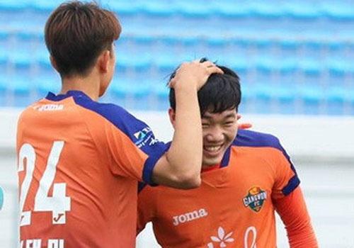 Gangwon vs Seongnam (0-1): Xuan Truong roi san, doi nha nhan ban thua hinh anh