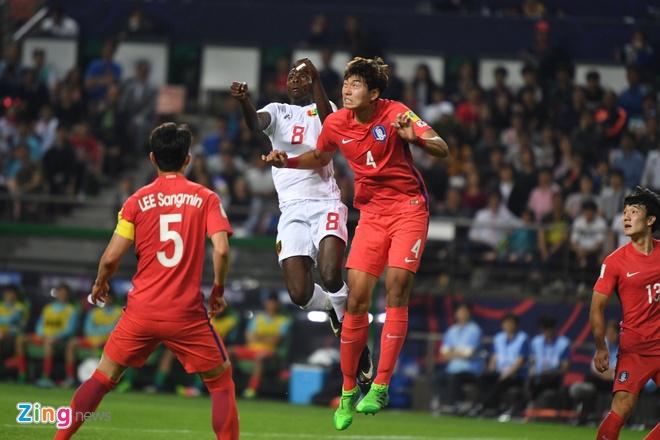 U20 Han Quoc vs U20 Guinea (3-0): Chu nha ra quan an tuong hinh anh 24
