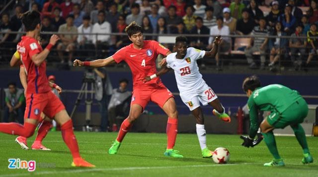 U20 Han Quoc vs U20 Guinea (3-0): Chu nha ra quan an tuong hinh anh 1