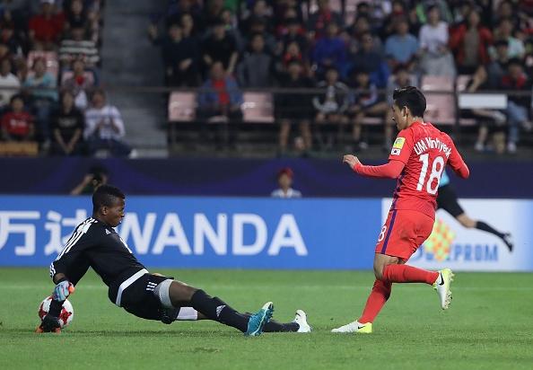 U20 Han Quoc vs U20 Guinea (3-0): Chu nha ra quan an tuong hinh anh 25