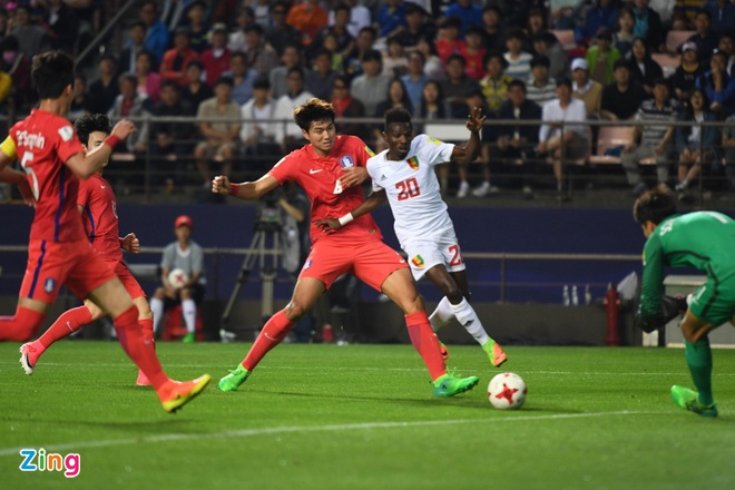 U20 Han Quoc vs U20 Guinea (3-0): Chu nha ra quan an tuong hinh anh 19