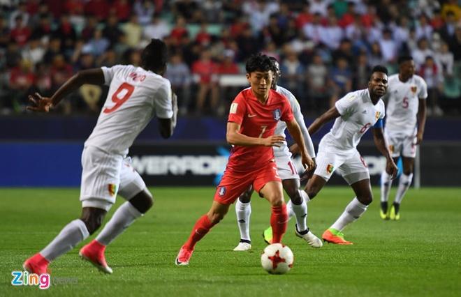 U20 Han Quoc vs U20 Guinea (3-0): Chu nha ra quan an tuong hinh anh 22
