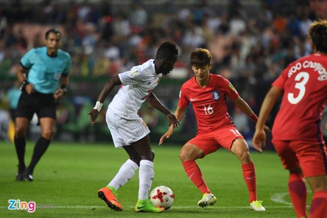 U20 Han Quoc vs U20 Guinea (3-0): Chu nha ra quan an tuong hinh anh 23