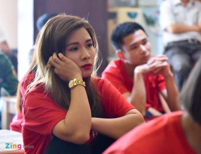 U20 Viet Nam 0-4 U20 Phap: Dinh Trong nhan the do hinh anh 45
