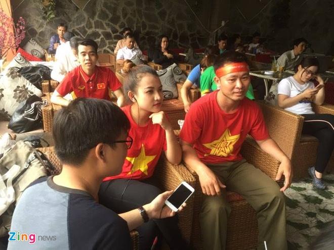 U20 Viet Nam 0-4 U20 Phap: Dinh Trong nhan the do hinh anh 29