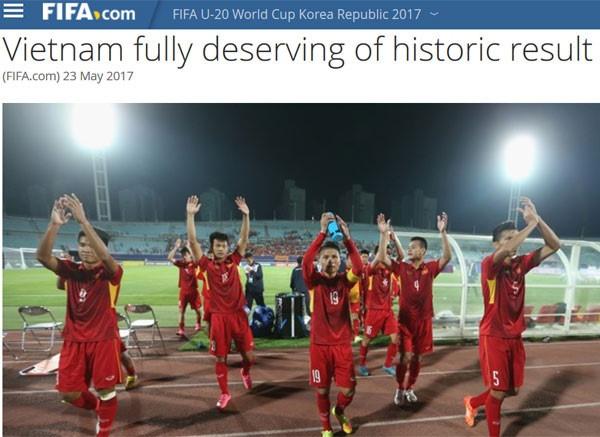 U20 Viet Nam 0-4 U20 Phap: Dinh Trong nhan the do hinh anh 11