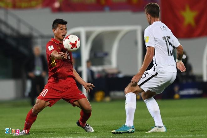 U20 Viet Nam 0-4 U20 Phap: Dinh Trong nhan the do hinh anh 22