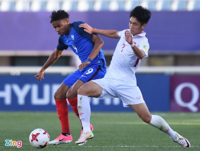HLV U20 Phap: 'U20 Honduras manh hon U20 Viet Nam' hinh anh 1