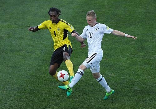 U20 Duc vs U20 Vanuatu (3-2): Dien bien kich tinh hinh anh