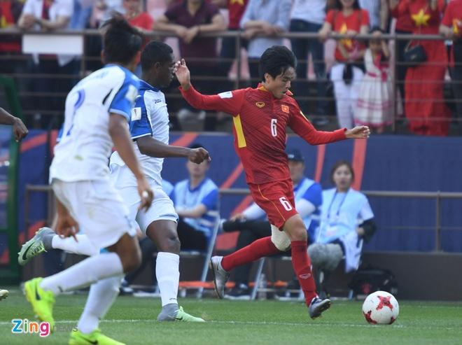 Tran U20 Viet Nam vs U20 Honduras anh 41