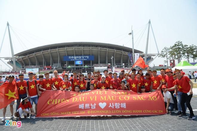 Tran U20 Viet Nam vs U20 Honduras anh 15