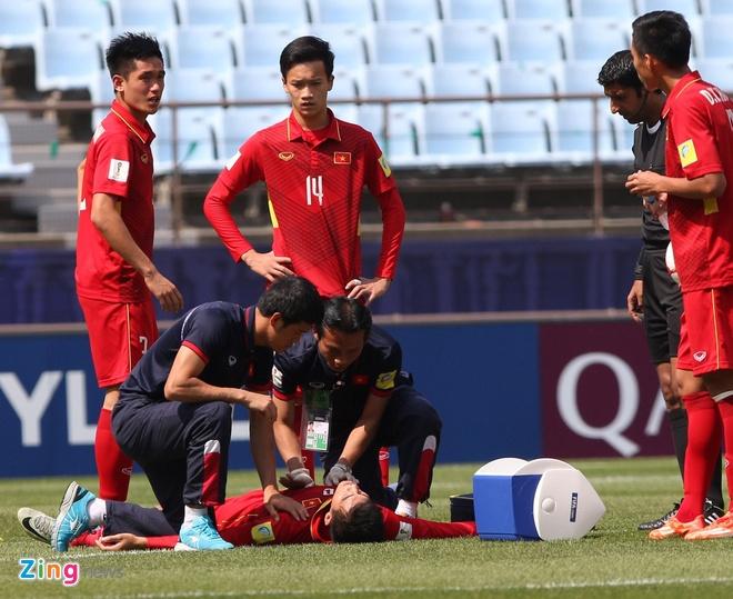 Tran U20 Viet Nam vs U20 Honduras anh 25