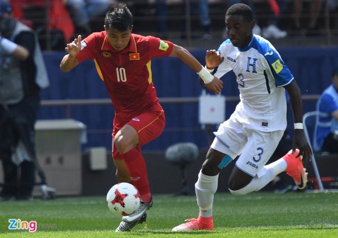 Tran U20 Viet Nam vs U20 Honduras anh 27