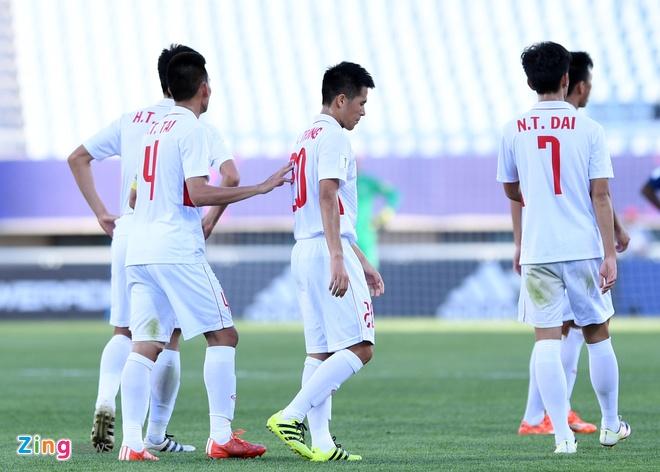 Tran U20 Viet Nam vs U20 Honduras anh 12