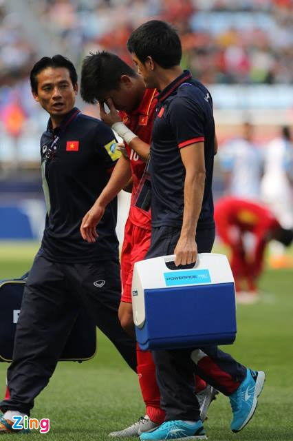 Tran U20 Viet Nam vs U20 Honduras anh 32