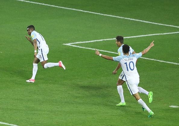 U20 Duc guc xuong san khi thua U20 Zambia 3-4, U20 Anh vao tu ket hinh anh 19