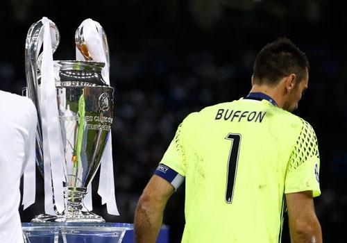 Buffon ngam ngui khi vo duyen voi cup Champions League hinh anh