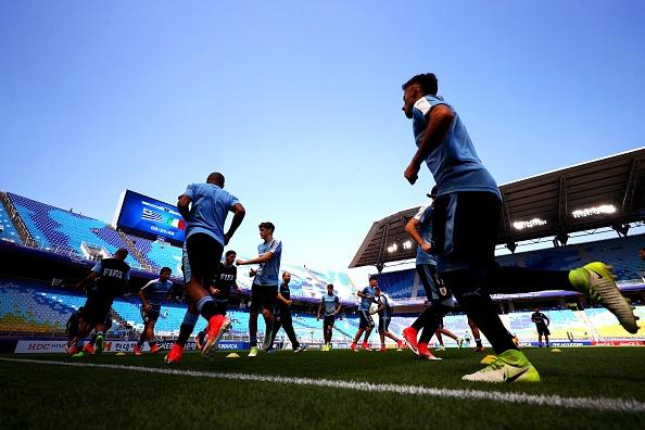 U20 Italy thang U20 Uruguay 4-1 trong loat sut luan luu 11 m hinh anh 11