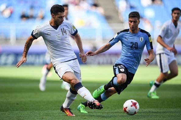 U20 Italy thang U20 Uruguay 4-1 trong loat sut luan luu 11 m hinh anh 16