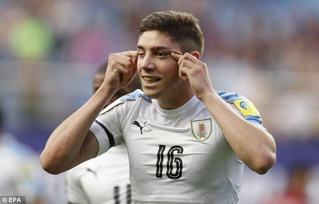 U20 Italy thang U20 Uruguay 4-1 trong loat sut luan luu 11 m hinh anh 4