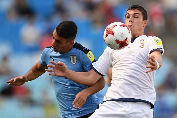 U20 Italy thang U20 Uruguay 4-1 trong loat sut luan luu 11 m hinh anh 13