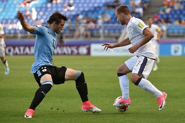 U20 Italy thang U20 Uruguay 4-1 trong loat sut luan luu 11 m hinh anh 14