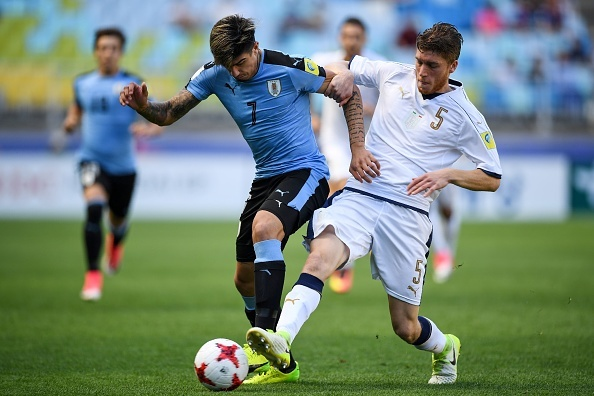 U20 Italy thang U20 Uruguay 4-1 trong loat sut luan luu 11 m hinh anh 15