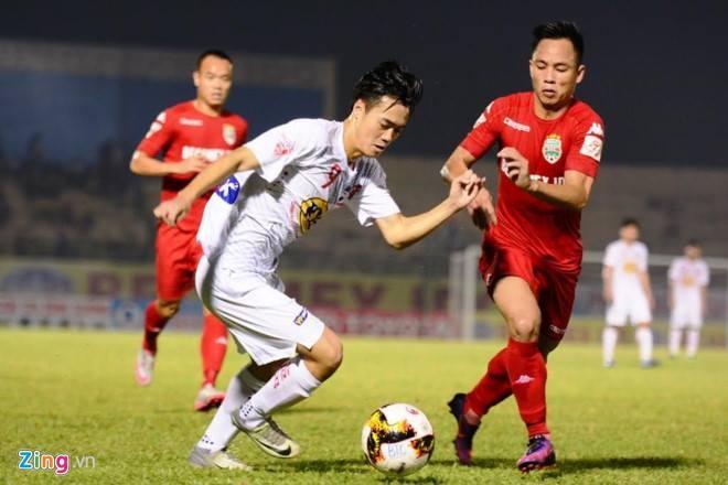HAGL thang Binh Duong 2-1, CLB Ha Noi danh bai CLB Hai Phong 2-0 hinh anh 14