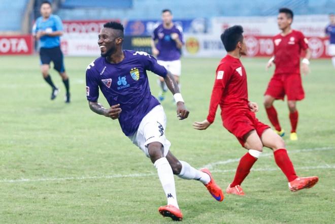 HAGL thang Binh Duong 2-1, CLB Ha Noi danh bai CLB Hai Phong 2-0 hinh anh 6