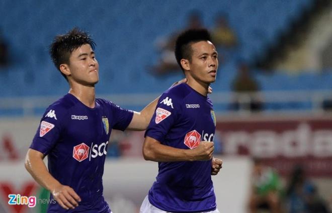 HAGL thang Binh Duong 2-1, CLB Ha Noi danh bai CLB Hai Phong 2-0 hinh anh 1