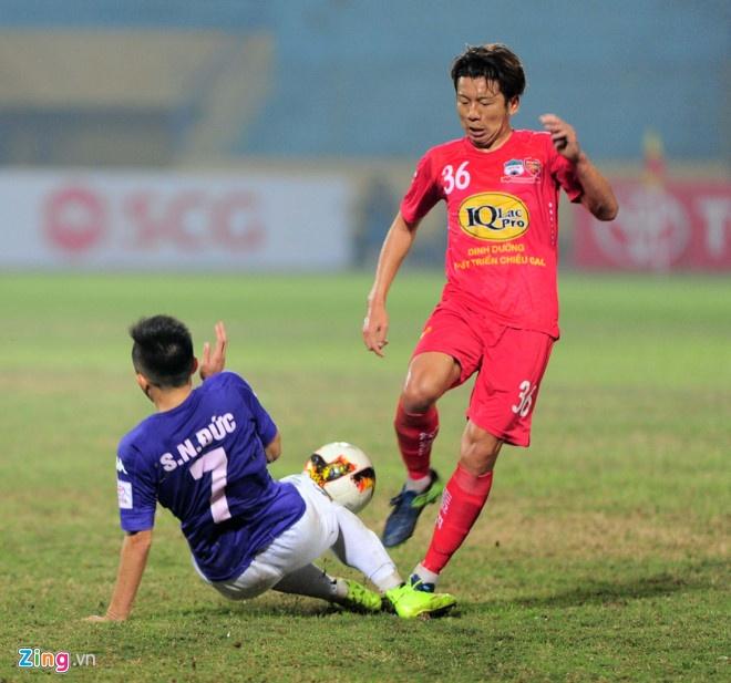 HAGL thang Binh Duong 2-1, CLB Ha Noi danh bai CLB Hai Phong 2-0 hinh anh 9
