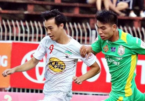 CLB Can Tho 3-0 CLB HAGL: Van Toan, Cong Phuong dut diem te hinh anh