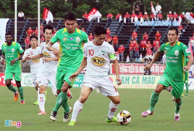CLB Can Tho 3-0 CLB HAGL: Van Toan, Cong Phuong dut diem te hinh anh 1