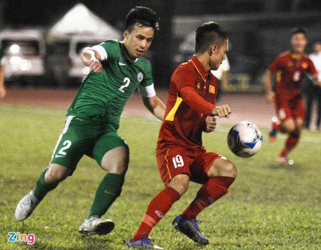 U22 VN 8-1 U22 Macau: Xuan Truong tro lai an tuong hinh anh 20