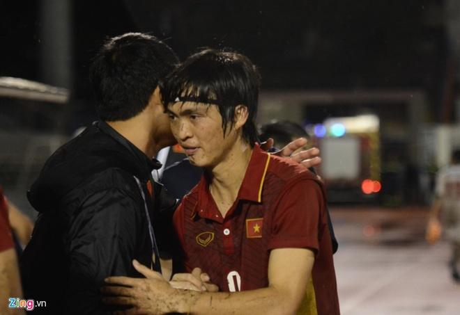 U22 VN 8-1 U22 Macau: Xuan Truong tro lai an tuong hinh anh 4