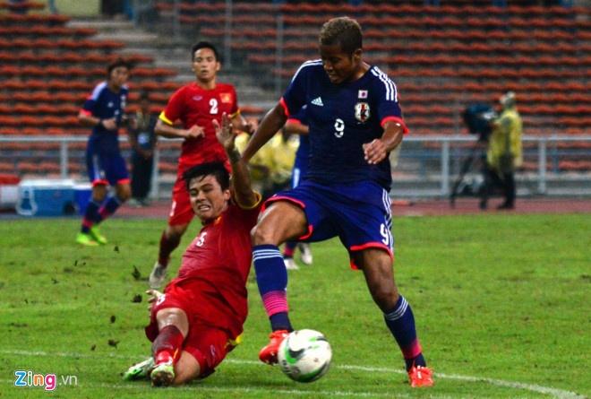 U22 VN 8-1 U22 Macau: Xuan Truong tro lai an tuong hinh anh 9