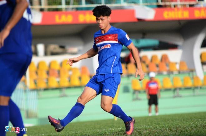 U22 VN 8-1 U22 Macau: Xuan Truong tro lai an tuong hinh anh 10
