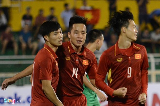U22 VN vs U22 Han Quoc (1-2): Hang phong ngu mac sai lam hinh anh 12