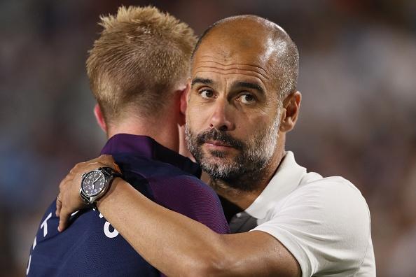 Khong the xem thuong Pep Guardiola hinh anh 1