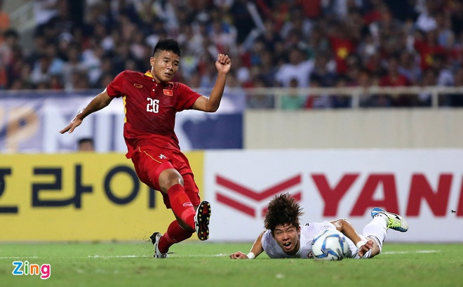 U22 VN vs Ngoi sao K.League (1-0): Van Toan ghi ban hinh anh 26
